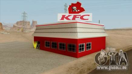 Bone County KFC Restaurant pour GTA San Andreas