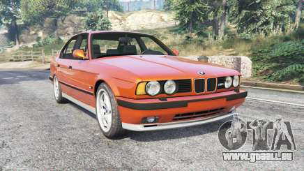 BMW M5 sedan (E34) [add-on] pour GTA 5