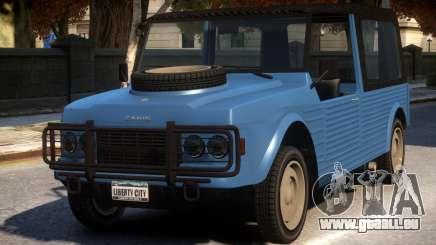 Canis Kalahari für GTA 4