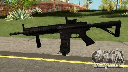 HK-416A1 pour GTA San Andreas