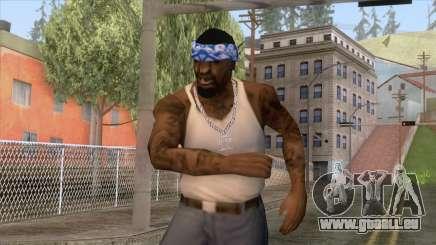 Crips & Bloods Fam Skin 5 für GTA San Andreas