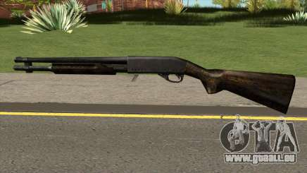 Shotgun from Cry Of Fear pour GTA San Andreas