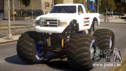 Monster Truck V.1 pour GTA 4