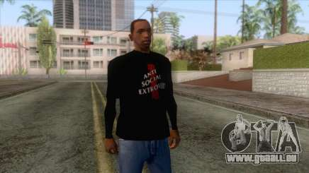 Marshmello T-Shirt für GTA San Andreas