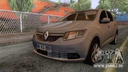 Renault Symbol 2013 Joy pour GTA San Andreas