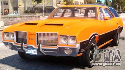 Oldsmobile VC Cragar Series 351 pour GTA 4