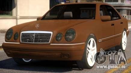 Mercedes-Benz E420 W210 v1 für GTA 4