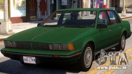 Buick Century 1986 für GTA 4