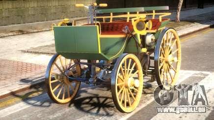 Daimler Benz 1886 V.1.2 für GTA 4