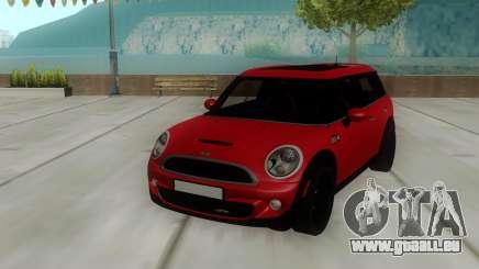Mini Clubman pour GTA San Andreas