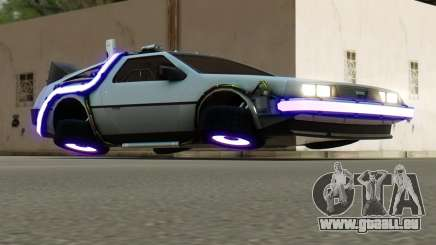 DeLorean DMC-12 Activated pour GTA San Andreas