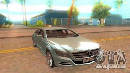 Mersedes-Benz CLC pour GTA San Andreas