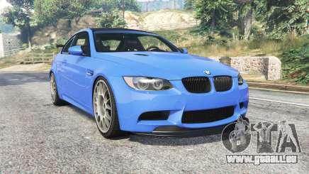BMW M3 GTS (E92) 2010 BBS rims [add-on] für GTA 5
