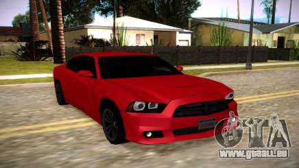Dodge Charger 2013 für GTA San Andreas