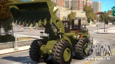 CAT 994F Military pour GTA 4