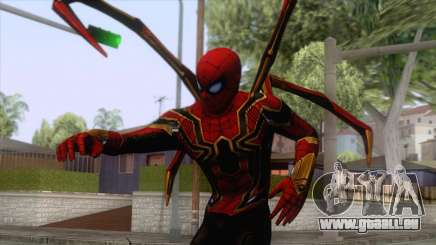 Marvel Future Fight - Spider-Man (Infinity War) für GTA San Andreas