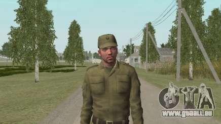 Soldat Afghan pour GTA San Andreas