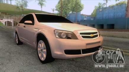 Chevrolet Caprice LTZ 2010 für GTA San Andreas