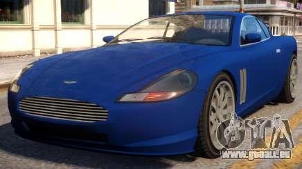 Super GT Aston Martin für GTA 4