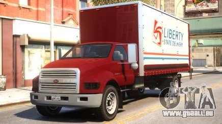 Vapid New Yankee für GTA 4