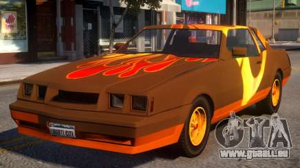 Sabre2 Mod für GTA 4
