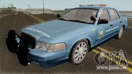 Ford Crown Victoria US Navy Military Police für GTA San Andreas