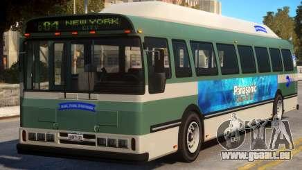 Bus Banners pour GTA 4