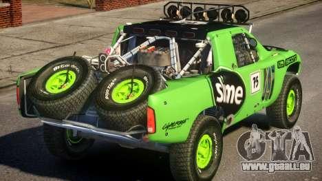 Dodge Ram Trophy PJ5 für GTA 4