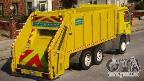 Garbage Truck für GTA 4