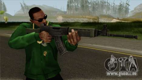 QBZ-03 Assault Rifle für GTA San Andreas dritten Screenshot