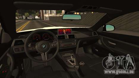 BMW M4 pour GTA San Andreas