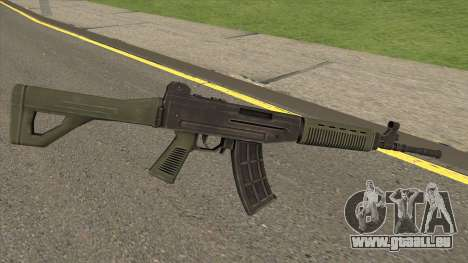QBZ-03 Assault Rifle für GTA San Andreas zweiten Screenshot