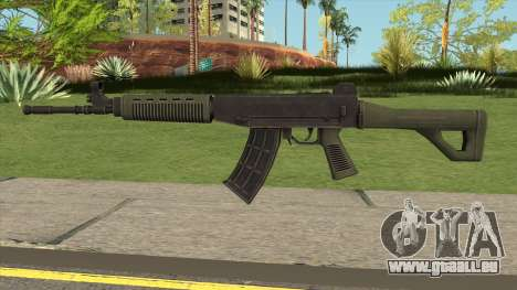 QBZ-03 Assault Rifle für GTA San Andreas