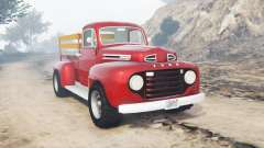 Ford F-1 1949 [replace] pour GTA 5