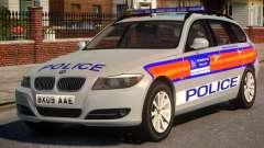 Metropolitan BMW 3 Series pour GTA 4