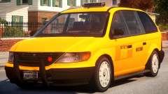 Cabbie New York City pour GTA 4