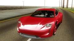 Porsche Mission E Hybrid Concept