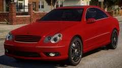 Mercedes-Benz CLK V1 für GTA 4