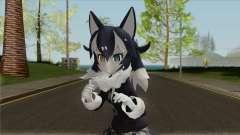 Kemono Friends Gray Wolf (01) pour GTA San Andreas