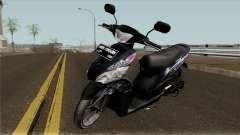Yamaha Mio J STD pour GTA San Andreas