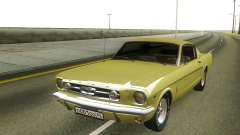 Ford Mustang 1966 Stock für GTA San Andreas