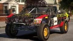 Dodge Ram Trophy Truck PJ1 pour GTA 4