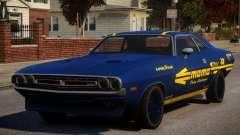 Dodge Challenger 1971 PJ10