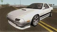 Mazda RX-7 FC3s Touge Edition v.2 für GTA San Andreas