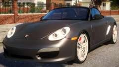 2010 Porsche Boxster S Beta pour GTA 4