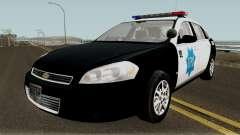 Chevrolet Impala 2007 SFPD für GTA San Andreas