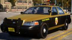 Maryland Crown Victoria pour GTA 4