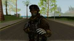 Multicam Ranger from Call of Duty: MW2 für GTA San Andreas