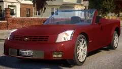 2004 Cadillac XLR für GTA 4