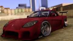Mazda RX-7 Veilside Touge pour GTA San Andreas